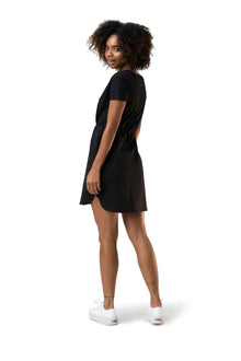Load image into Gallery viewer, The Ease Dress - Midnight