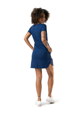 The Ease Dress - Nautica