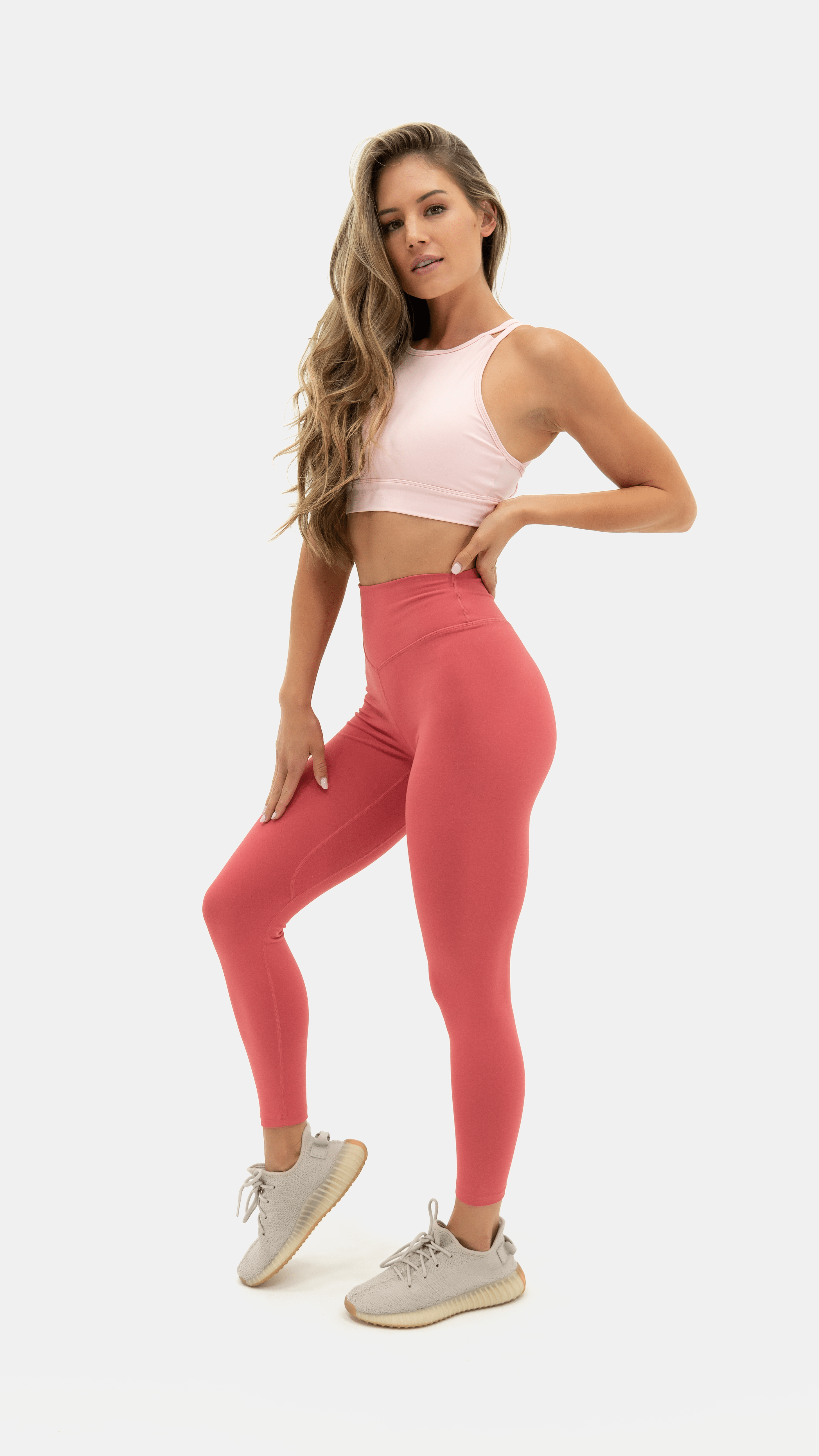 Balance Athletica Bottoms The Ascend Pant - Dawn