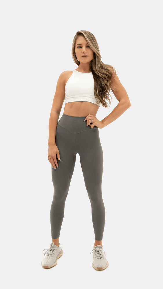 Balance Athletica Bottoms The Ascend Pant - Shadow