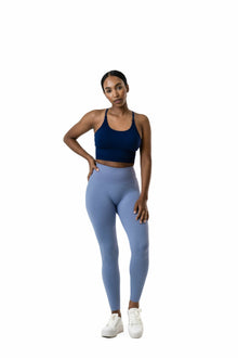 Load image into Gallery viewer, Balance Athletica Bottoms The Linear Pant - Peace