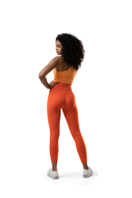 Balance Athletica Bottoms The Linear Pant - Sunset