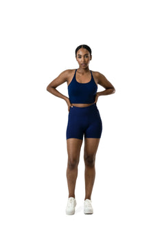 Load image into Gallery viewer, Balance Athletica Bottoms The Linear Short - Horizon