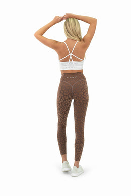 Balance Athletica Bottoms The Lux Pant - Panther Earth