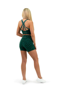 Balance Athletica Bottoms The Lux Short - Panther Forest