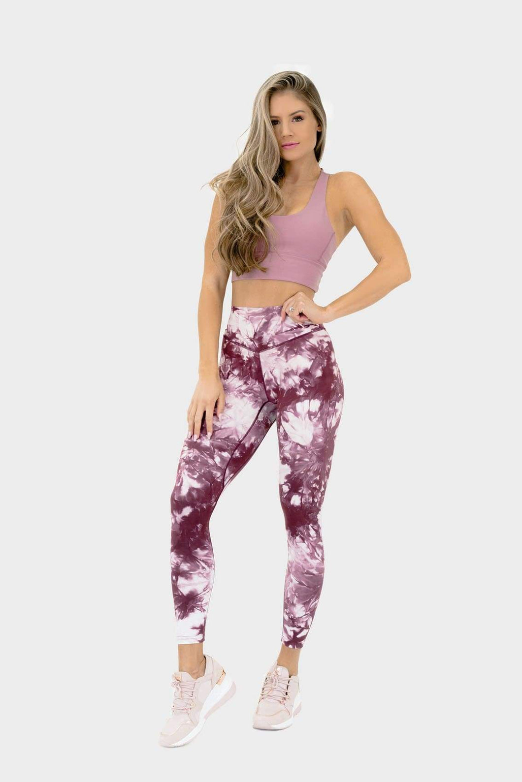 Balance Athletica Bottoms The OG Pant - Tie Dye Intuition