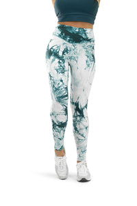 Balance Athletica Bottoms The OG Pant - Tie Dye Marine