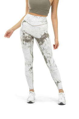 Balance Athletica Bottoms The OG Pant - Tie Dye Sea Salt