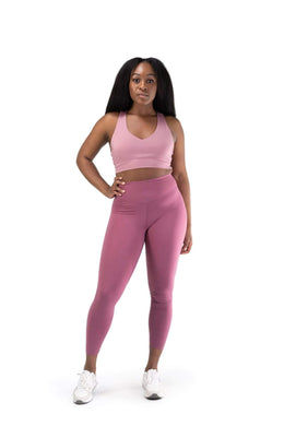 Balance Athletica Bottoms The OG Pant - Wild Rose
