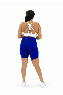 Balance Athletica Bottoms The Rider Short Lux - Panther Water