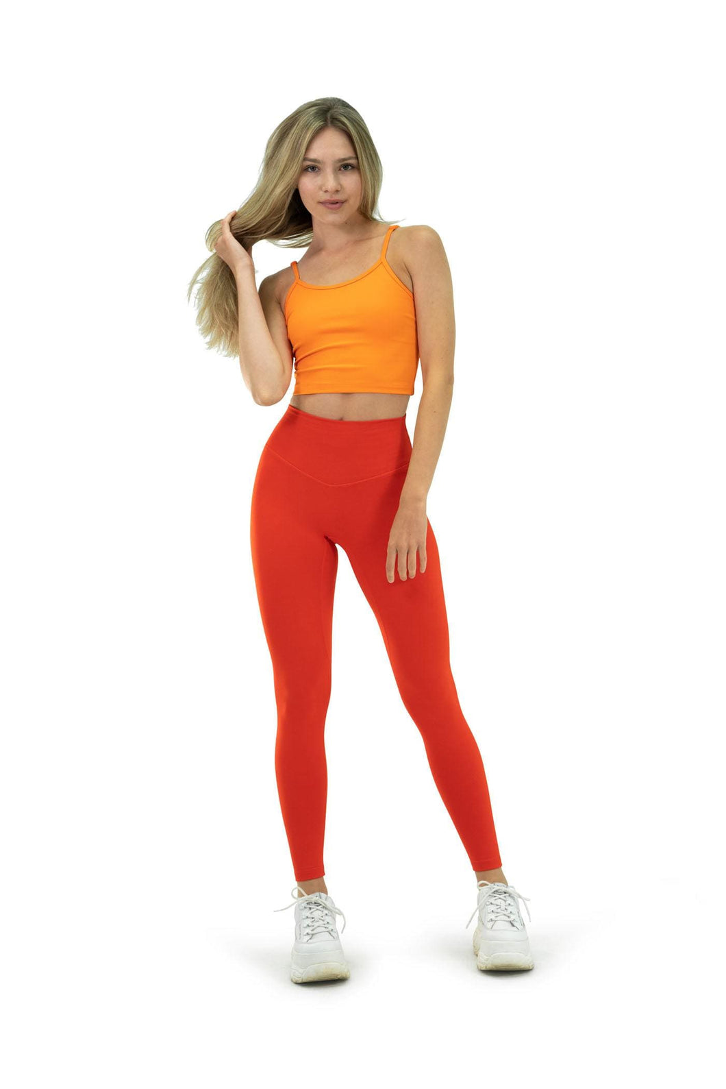 Balance Athletica Bottoms The Select Pant - Blood Orange