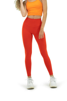 Load image into Gallery viewer, Balance Athletica Bottoms The Select Pant - Blood Orange