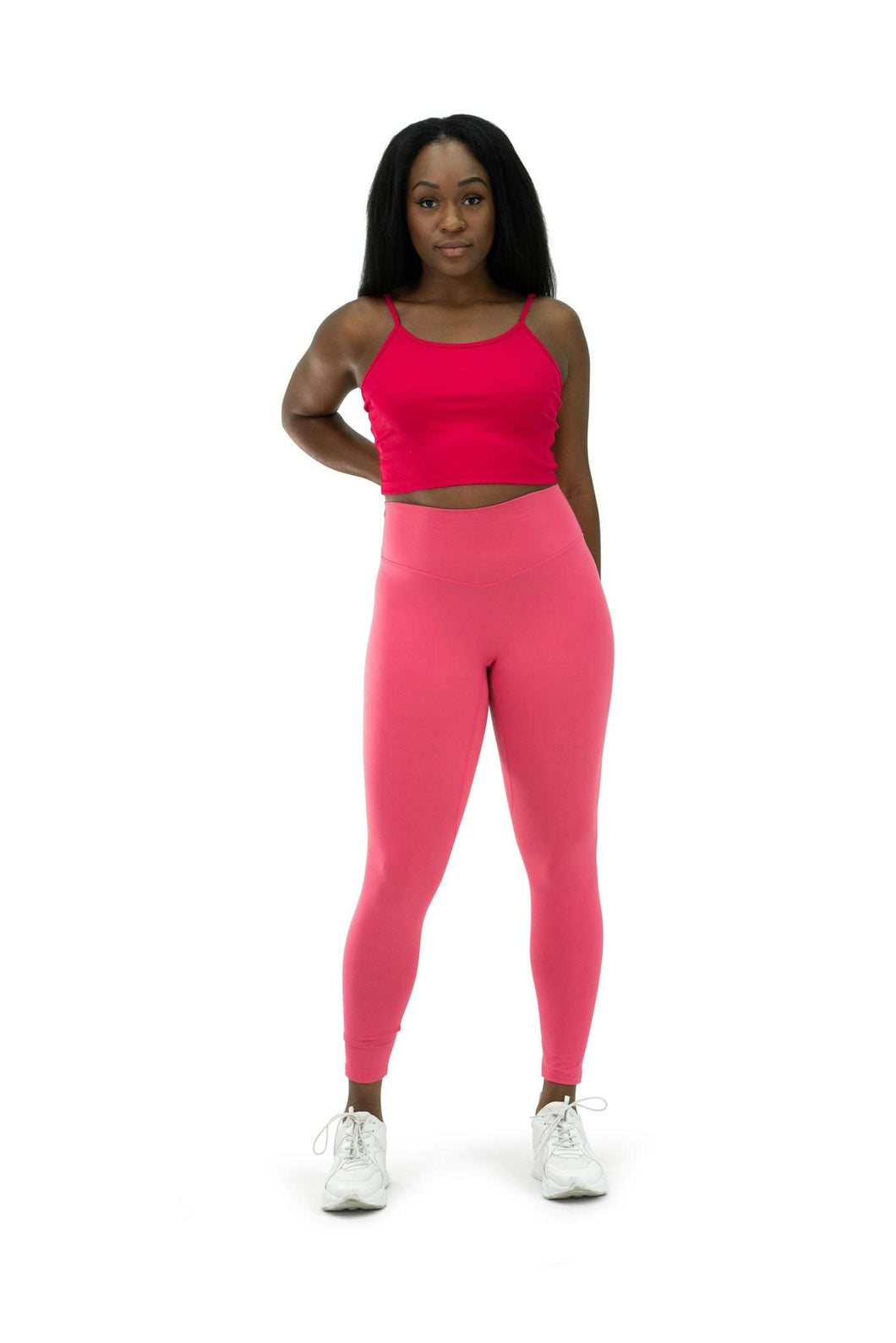 Balance Athletica Bottoms The Select Pant - Guava