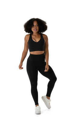 Balance Athletica Bottoms The Tenacity Pant - Midnight