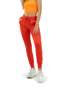 Load image into Gallery viewer, Balance Athletica Bottoms The Women's Select Jogger - Blood Orange