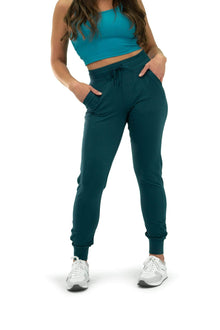 Load image into Gallery viewer, Balance Athletica Bottoms The Women's Select Jogger - Dive