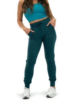 Balance Athletica Bottoms The Women's Select Jogger - Dive