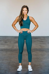 Balance Athletica Bottoms XS The OG Pant - Pine 102P-XS