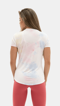 Load image into Gallery viewer, Balance Athletica Tops The Echo Tee - Sunrise