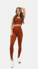 Load image into Gallery viewer, Balance Athletica Tops The Energy Pant - Amber
