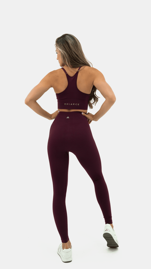 Balance Athletica Tops The Energy Pant - Amethyst
