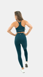 Balance Athletica Tops The Energy Pant - Topaz