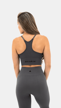 Load image into Gallery viewer, Balance Athletica Tops The Energy Top - Graphite