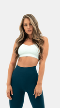 Load image into Gallery viewer, Balance Athletica Tops The Flow Bra - Light Topaz