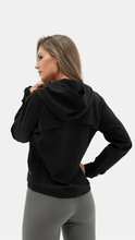 Load image into Gallery viewer, Balance Athletica Tops The Further Jacket - Midnight