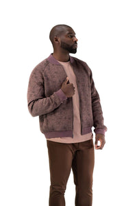 Balance Athletica Tops The Men's Flight Jacket - Cliff - Fleur