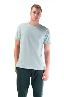Load image into Gallery viewer, Balance Athletica Tops The Prospect Tee - Salt Water