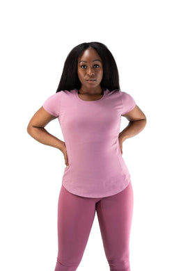 Balance Athletica Tops The Serene Tee - Californica