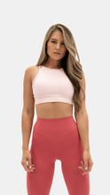Load image into Gallery viewer, Balance Athletica Tops The Unity Bra - Blush