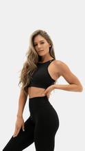 Load image into Gallery viewer, Balance Athletica Tops The Unity Bra - Midnight
