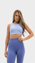 Load image into Gallery viewer, Balance Athletica Tops The Unity Bra - Sky