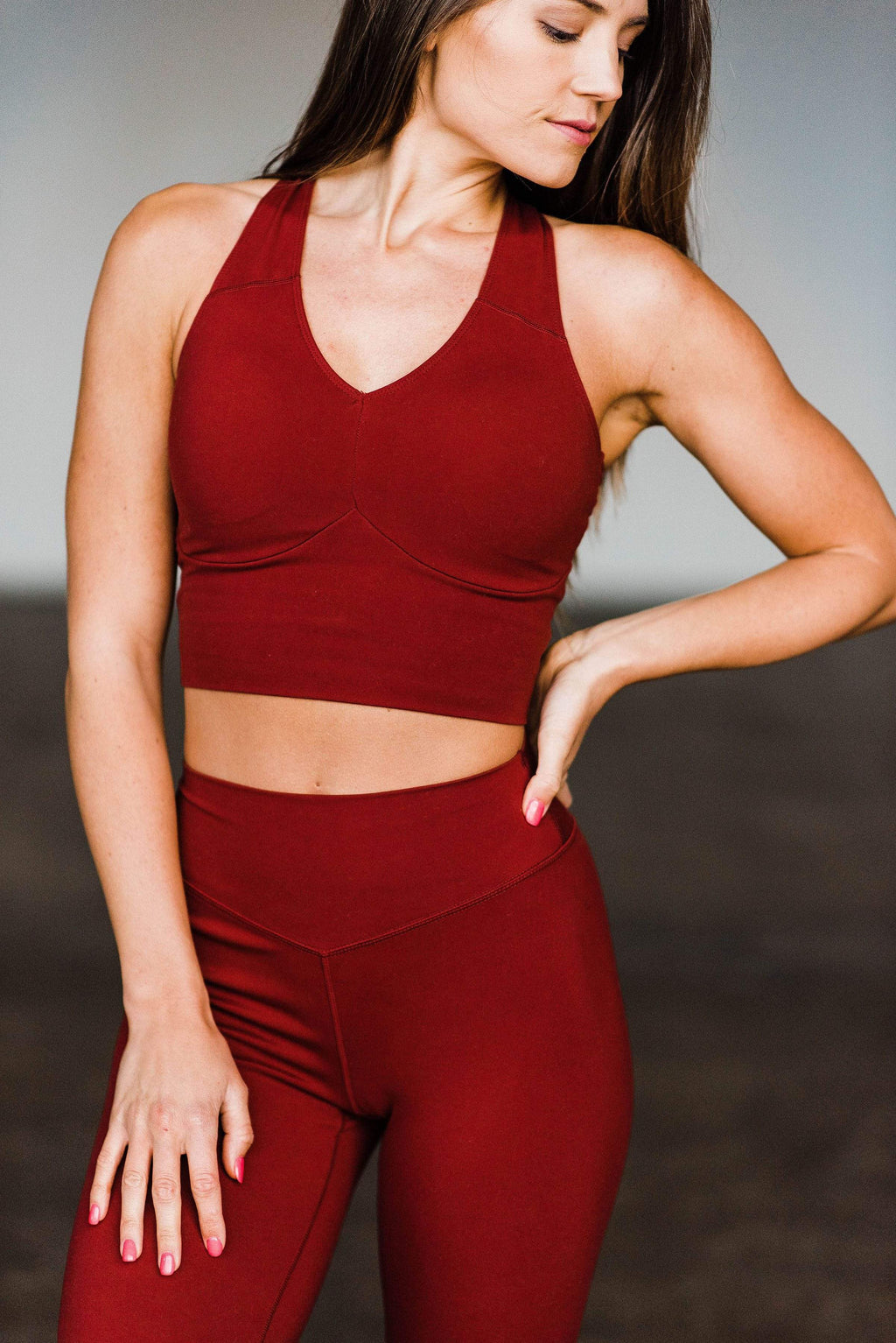 Balance Athletica Tops XS The Define Top - Autumn 101A-XS