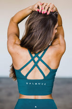 Balance Athletica Tops XS The Define Top - Pine 101P-XS