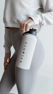 Balance Athletica Water Bottle The Element Bottle - Vapor 105V