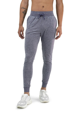 The Men's Select Jogger - Heather Violet - V1