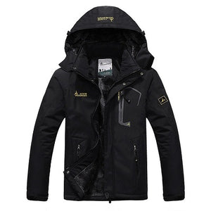 Winter Waterproof Jacket - Sport Lovers