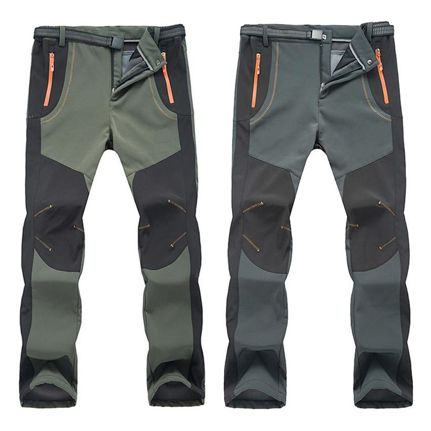 Winter Men Women Hiking Pants - Sport Lovers