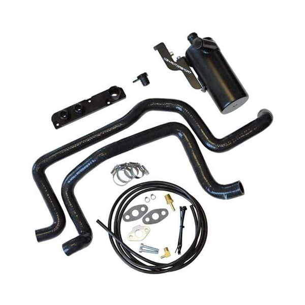 034 Motorsport 034 - Catch Can Kit | B7 Audi A4 2.0T FSI 034-101-1002