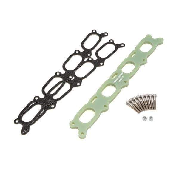 034 Motorsport Large Port 034Motorsport Intake Manifold Spacer, 1.8T, Phenolic 034-108-9000-LP