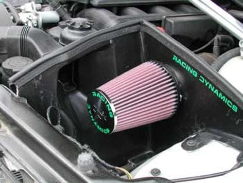 Racing Dynamics Cold Air Intake E46 Bmw 323 328 W Heat Shield