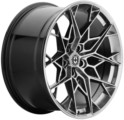 "HRE HRE FF10 Audi A5/S5 B9 21"" Wheels - Liquid Metal 10M109530013LM"