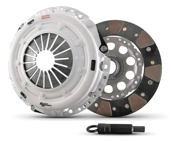 ClutchMasters Required Single Mass Flywheel - FW375SF / Stage 1 - FX100 - 17400-HD00-D Clutch Masters Mk7 2.0T TSI Clutch Kit 17400HD