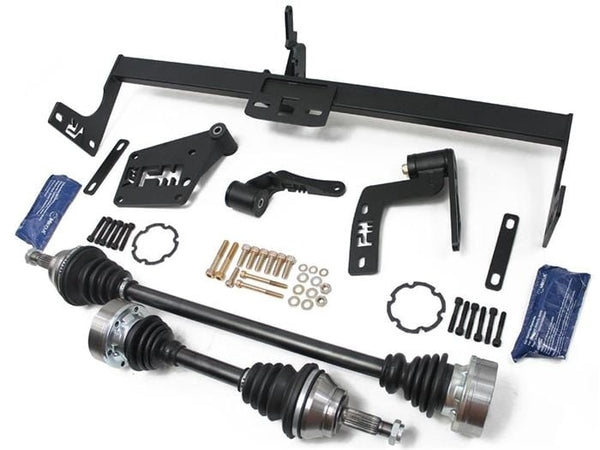 Fabless 2.8L 12V Fabless MK1 VR6 Engine Swap Kit - 2.8L | 3.2L | 3.6L 29-1000