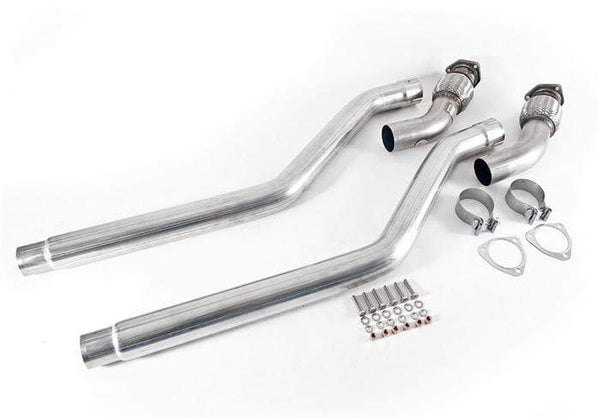 AWE Tuning AWE Tuning B8 Audi S4 | S5 Non-Resonated Downpipes 3220-11010