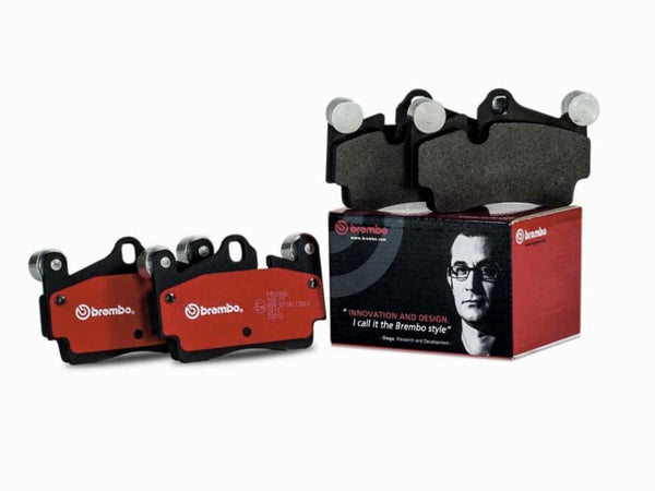 Brembo Front Brake Pad Set - BMW E84 X1 xDrive35i / E9x 335i 335xi 335d / Z4 sDrive35is 34116794917-BRE