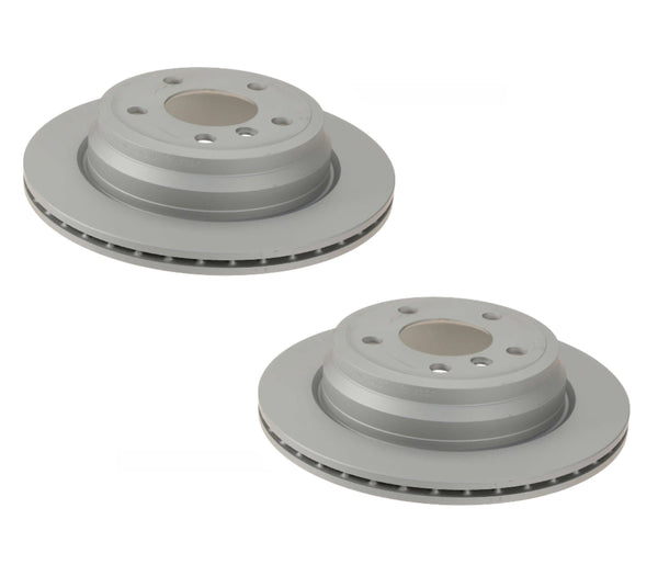 Zimmerman Rear Brake Rotor Kit (300 x 20mm) - BMW F3x 34216864900-ZIM-KT